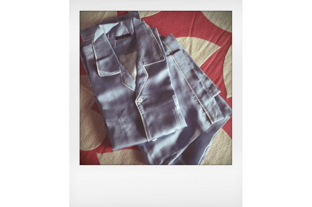 Prada pajamas