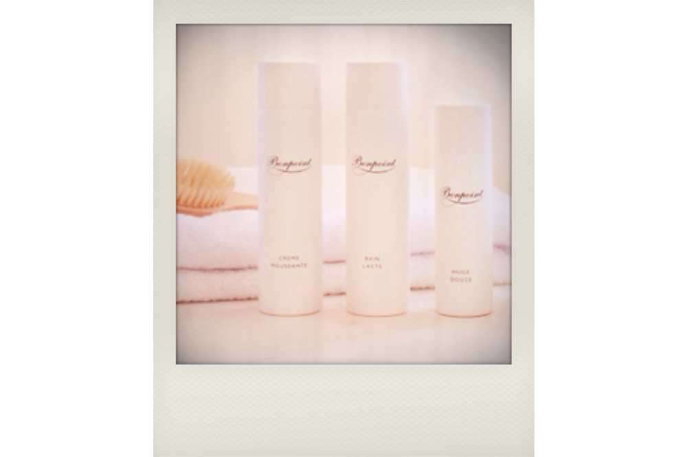 Body care line from Bonpoint