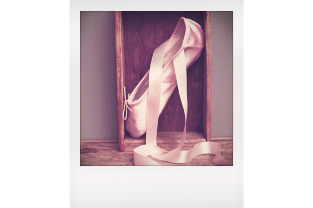 Ballet Beautiful Satin Slippers