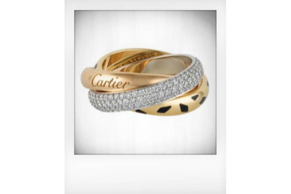 Cartier Trinity Sauvage Ring
