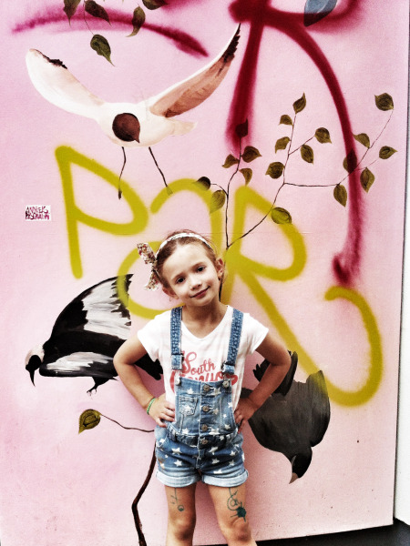 Carolina,5 years old, Vienna, Austria