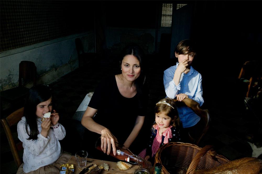 Mimi thorisson romy and the bunnies for Mimi thorisson family
