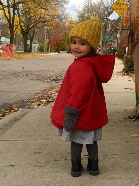 Rani, 2 years old, Summerhill, Toronto, Canada