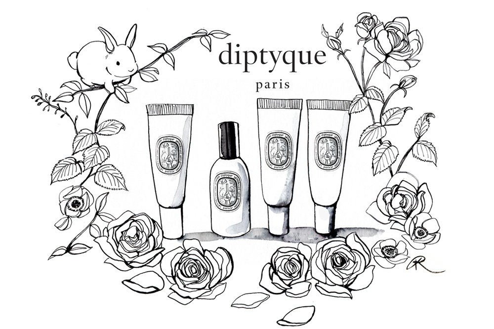 DIPTYQUE'S NEW TRAVEL ESSENTIALS | Romy And The Bunnies